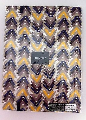 Ellen Tracy Journal Book / Diary Matching Pen - Multicolor - 150 pages - New