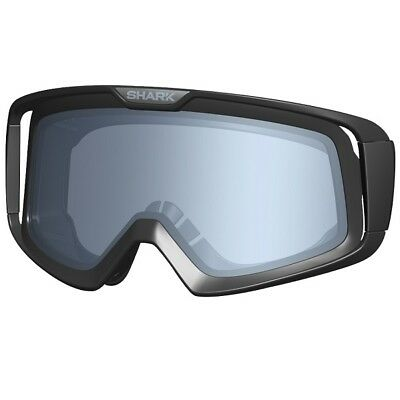 Shark Dark Smoke Replacementlens Raw Goggles
