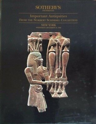 Important Antiquities From the Norbert Schimmel Collection