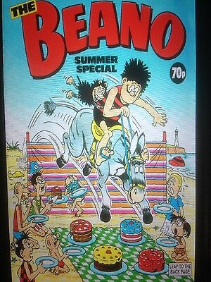 Beano Dandy Beezer Summer Specials Digital Collection Dvd