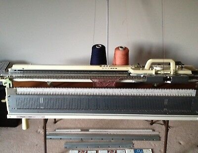 brother knitting machine instructions