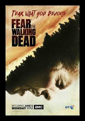 "11974 Hot Movie TV Shows - Fear the Walking Dead Season 3 2017 2 14""x19"" Poster"