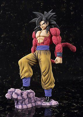 *NEW* Dragon Ball GT: Super Saiyan 4 Son Goku Figuarts ZERO EX PVC Figure