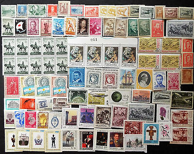Mint Stamps From Argentina