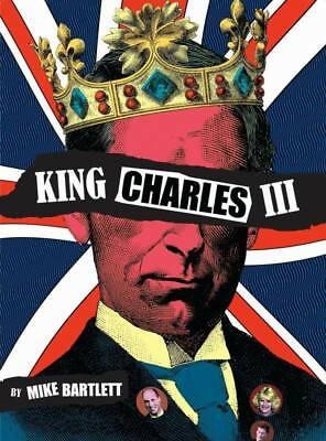 """10983 Hot Movie TV Shows - King Charles III 2017 21 14""""x18"""" Poster"""