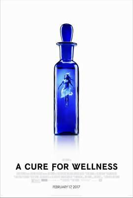 "10609 Hot Movie TV Shows - A Cure for Wellness 2016 14""x20"" Poster"