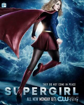 "11403 Hot Movie TV Shows - Supergirl 2 14""x17"" Poster"