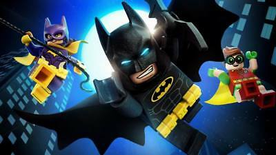 "11495 Hot Movie TV Shows - The LEGO Batman Movie 2017 3 24""x14"" Poster"