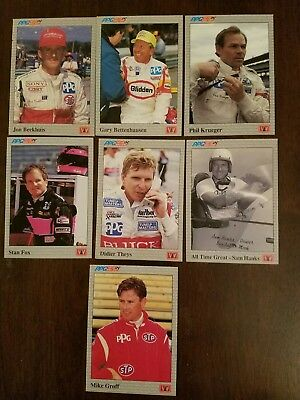 24 miscellaneous vintage trading cards