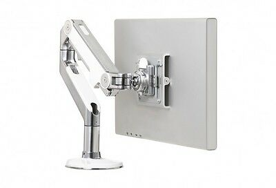 Humanscale M8BS1S M8 Mounting Table/Swivel Arm By Screw with Individual Gauges (