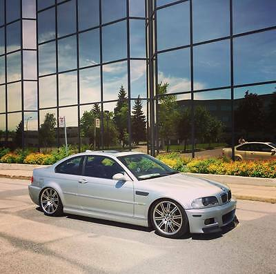 BMW: 3-Series M3 2002 BMW M3 6 Speed 198,000kms accident free *Canadian Car*