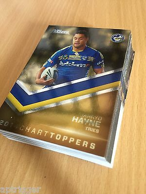 2015 NRL Traders FULL SET Season To Remember (45 Cards)