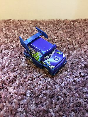 Mattel Disney Pixar Cars Color Changers DJ Rare Toy Car New Loose