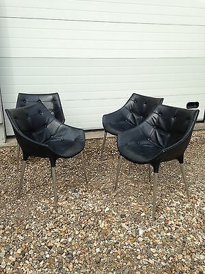 4 x Cassina Passion chairs by Philip Starck. Free London delivery.