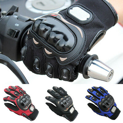 Motocross Racing Pro-Biker Motorcycle Bike Cycling Full Finger Gloves M/L/XL/XXL