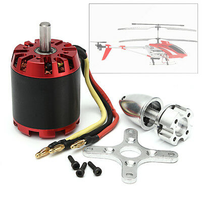N5065 400kV High Efficiency Brushless Motor Multicopter Skate Scooter Skateboard