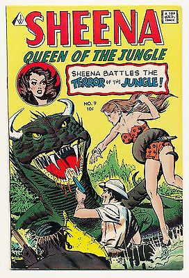 Sheena Queen of the Jungle (1963) #9 VF/NM