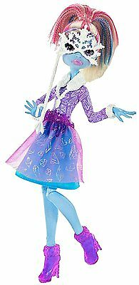 Abbey Bominable Monster High Welcome to Mattel Dance the Fright away Puppe DPX10