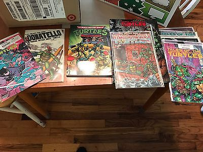 Teenage Mutant Ninja Turtle Comic Collection