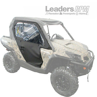 Commercial Sewing New Can-Am Commander Canvas/Door Set For BRP Hard Top, UBRP114