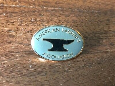American Farrier's Association Lapel Pin