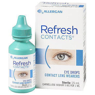 Refresh Contacts 15ML NEW Cincotta Chemist