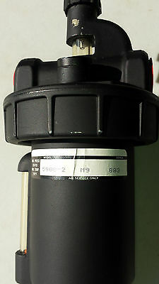 Alemite 250 PSI Air Line Lubricator 90 CFM with 1/2 in. NPTF Inlet/Outlet - 5908
