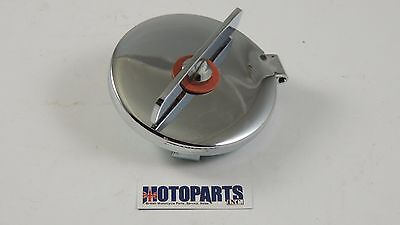 Gascap Hinged With Wingnut