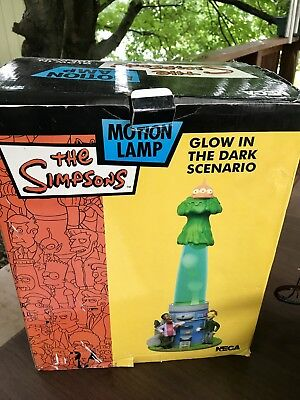 Simpsons Lava Lamp, Box Collectible