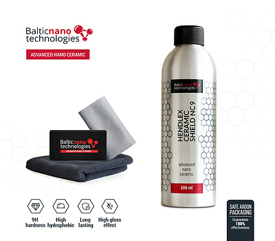 Nano Coating 9h Paint protection ceramic, armor coat, hardness, wax