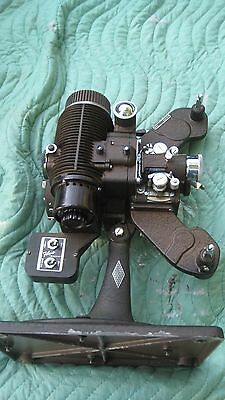 Antique Vintage Bell & Howell Filmo Master Motion Picture Movie Projector 16mm