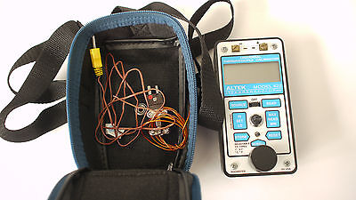 ALTEK 422 Universal Thermocouple Calibrator Calibrated with Sticker and Cert