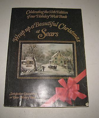1982 Sears Christmas Wish Book Catalog Star Wars Bikes Barbie Lots of Toys #BD91
