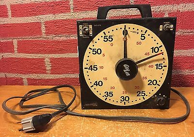 Vintage GraLab Timer Model 171 with Outlets  Dimco Gray Co, Dayton, Ohio