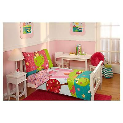 Toddler Bedding Set 4pc Everything Kids by Nojo - Fairytale
