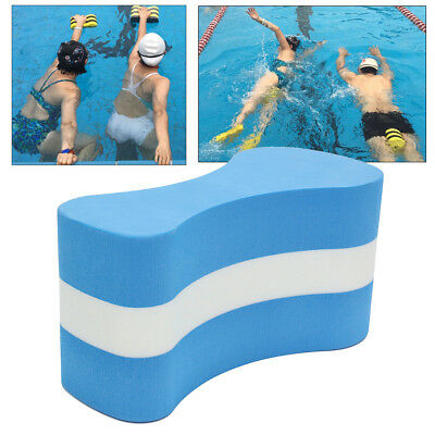 AU Foam Pull Buoy Float Kickboard Kids Adults Pool Swimming Safety Training Aid
