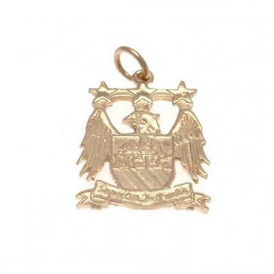 Manchester City F.C. 9ct Gold Pendant