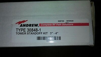 "Andrew 30848-1 - Tower Stand-off Kit - 3""-4"" (NEW)"