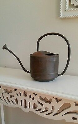 Vintage Small Brass Watering Can