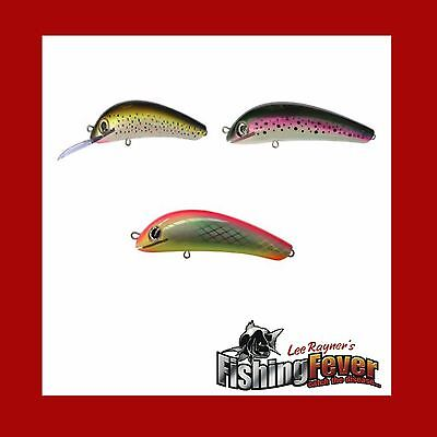 Stump Jumper Size 3 - 55mm 3 Pack Brand New At Fishing Fever