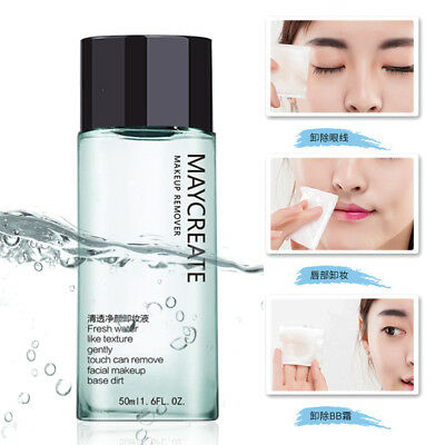 High Performance Deep Cleansing Water Face Lip Eye Makeup Remover Cleanser Hot