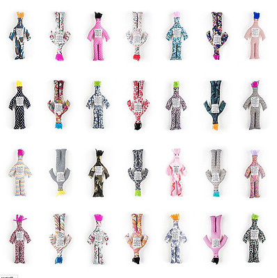 Wholesale 12pcs Lot Stress Relief Doll Random Assorted Patterns Dammit Doll Toy