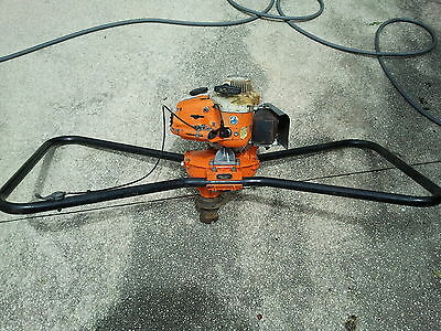 Stihl 2 Man Post Hole Digger Driller