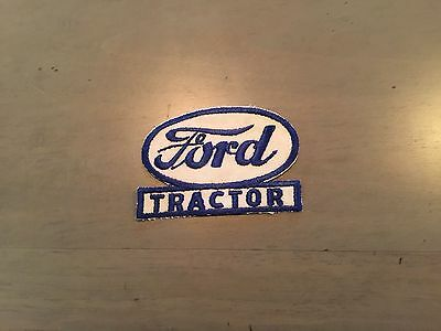 ford tractor  patch, new old stock,1970's,