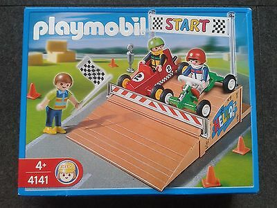 playmobil baustelle mit post auto und zubeh r eur 15 00 picclick de. Black Bedroom Furniture Sets. Home Design Ideas
