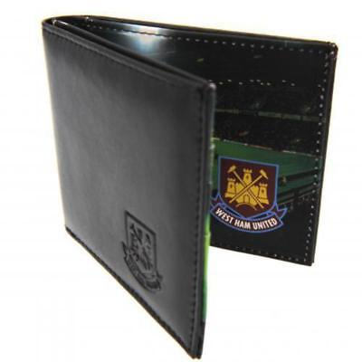 West Ham United F.C. Leather Wallet Panoramic 801