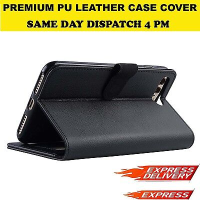 For Apple iPhone  7 PREMIUM Leather Magnetic Flip Cover Wallet Case {B40