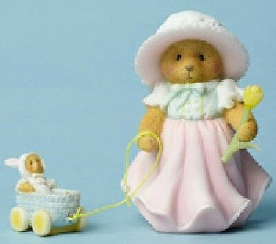 Cherished Teddies - Laraine - Come With Me, There's Spring To See! #4051040