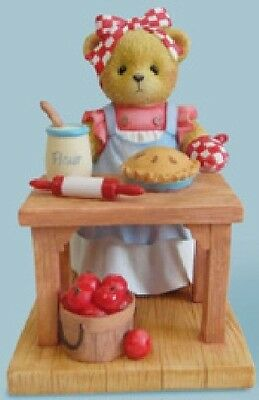 Cherished Teddies - Maggi - You Bake The World A Better Place  #4049729