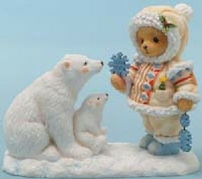 Cherished Teddies - Maddox - Like Snowflakes, We Stick Together - #4047389